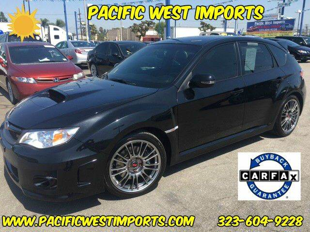 2014 Subaru Impreza for sale at Pacific West Imports in Los Angeles CA