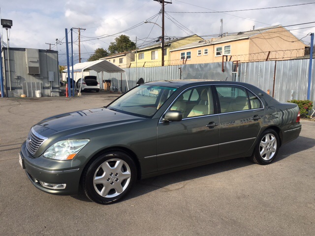 2004 Lexus LS 430 for sale at Pacific West Imports in Los Angeles CA