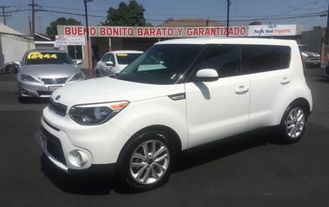 Kia Los Angeles >> 2018 Kia Soul For Sale In Los Angeles Ca