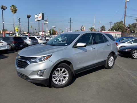 2019 Chevrolet Equinox for sale in Los Angeles, CA