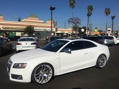 2011 Audi S5 for sale in Los Angeles, CA