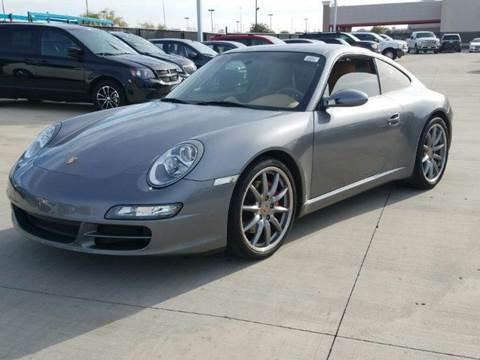2006 Porsche 911 for sale at RICKY'S AUTOPLEX in San Antonio TX