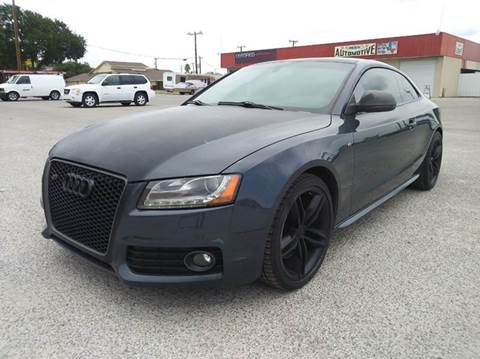 2009 Audi S5 for sale at RICKY'S AUTOPLEX in San Antonio TX