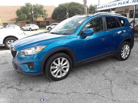 2014 Mazda CX-5 for sale at RICKY'S AUTOPLEX in San Antonio TX