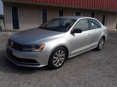2015 Volkswagen Jetta for sale at RICKY'S AUTOPLEX in San Antonio TX