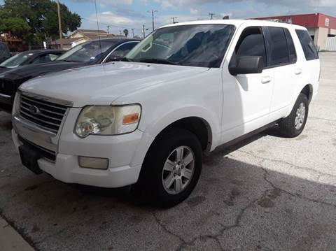 2010 Ford Explorer for sale at RICKY'S AUTOPLEX in San Antonio TX