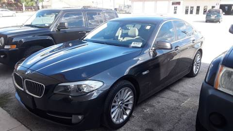 2013 BMW 5 Series for sale in San Antonio, TX