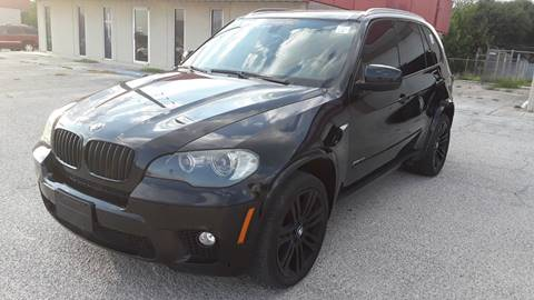 2011 BMW X5 for sale in San Antonio, TX