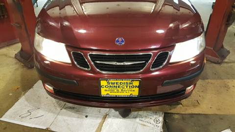 2004 Saab 9-3 for sale at JMV Inc. in Bergenfield NJ