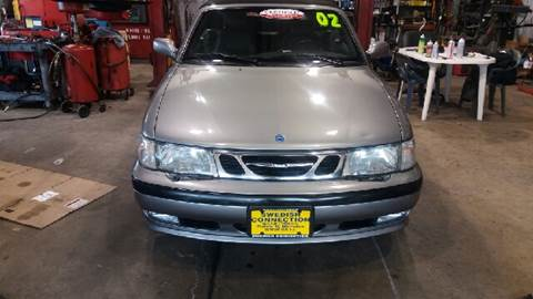 2002 Saab 9-3 for sale at JMV Inc. in Bergenfield NJ