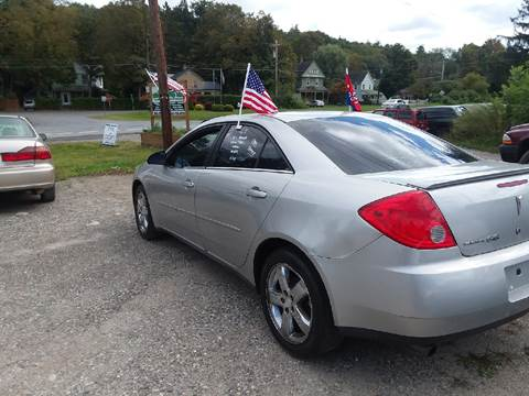 2006 Pontiac G6 for sale at JMV Inc. in Bergenfield NJ