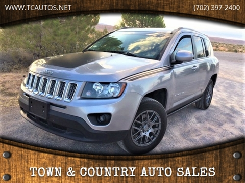 2017 Jeep Compass for sale in Overton, NV