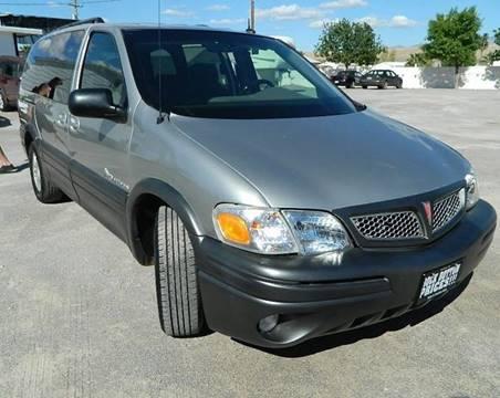 2004 Pontiac Montana for sale in Overton, NV