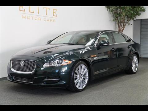 2011 Jaguar XJL for sale in Concord, CA