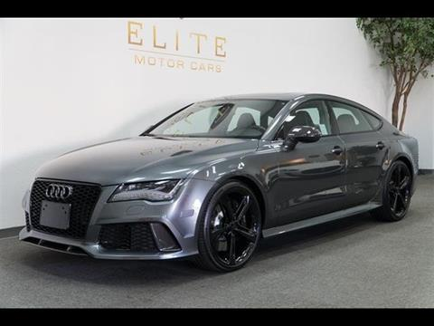 2014 Audi RS 7 for sale in Concord, CA