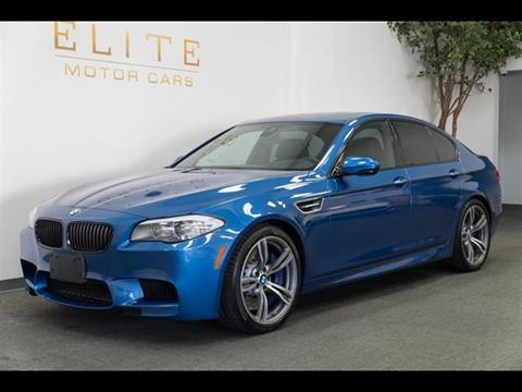2013 BMW M5 for sale in Concord, CA