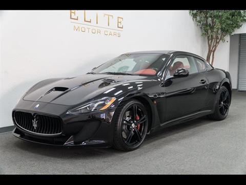 2014 Maserati GranTurismo for sale in Concord, CA