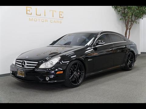 2007 Mercedes-Benz CLS for sale in Concord, CA
