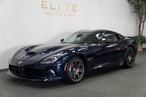 2015 Dodge Viper For Sale In Edmonds Wa Carsforsale Com