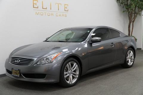 Infiniti G37 Coupe For Sale >> Infiniti G37 Coupe For Sale In Spring Tx Carsforsale Com