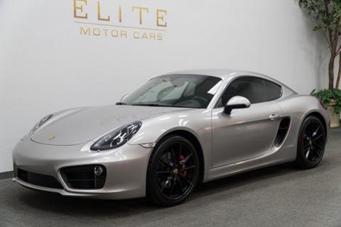 2014 Porsche Cayman for sale in Concord, CA