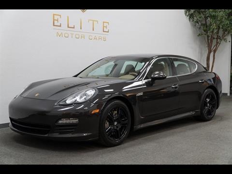 2010 Porsche Panamera for sale in Concord, CA