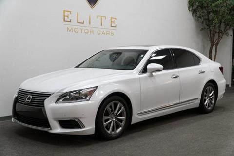 lexus ls 460 for sale in concord, ca - carsforsale®