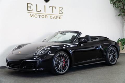 2017 Porsche 911 for sale in Concord, CA