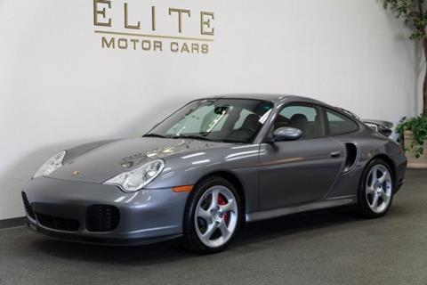 2002 Porsche 911 for sale in Concord, CA