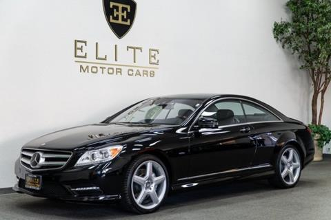 2011 Mercedes-Benz CL-Class for sale in Concord, CA