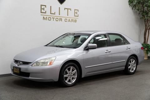 2004 Honda Accord for sale in Concord, CA
