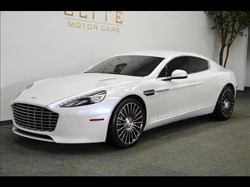 2014 Aston Martin Rapide S for sale in Concord, CA