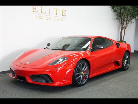 2008 Ferrari 430 Scuderia for sale in Concord, CA