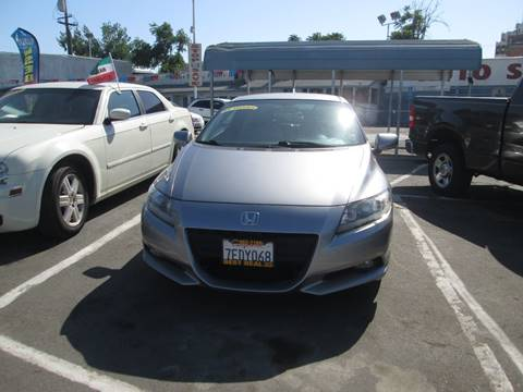 2011 Honda CR-Z for sale in Stockton, CA