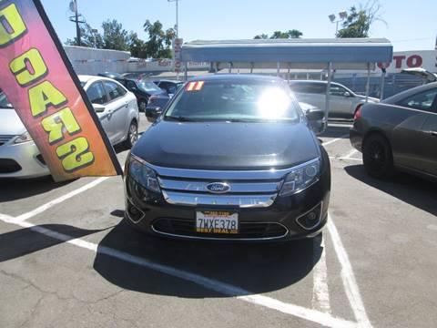 2011 Ford Fusion Hybrid for sale in Stockton, CA