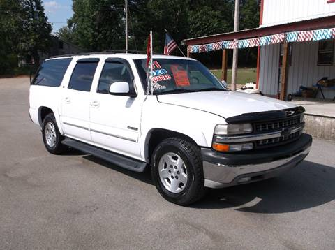 2001 Chevrolet Suburban for sale in Batesville, AR