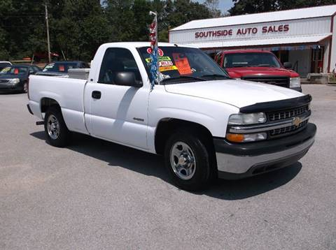 1999 Chevrolet Silverado 1500 for sale in Batesville, AR