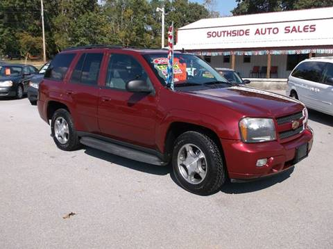 2008 Chevrolet TrailBlazer for sale in Batesville, AR