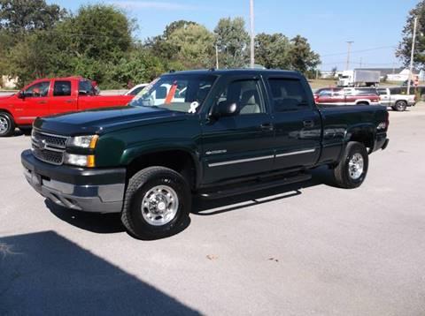 2005 Chevrolet Silverado 2500HD for sale in Batesville, AR