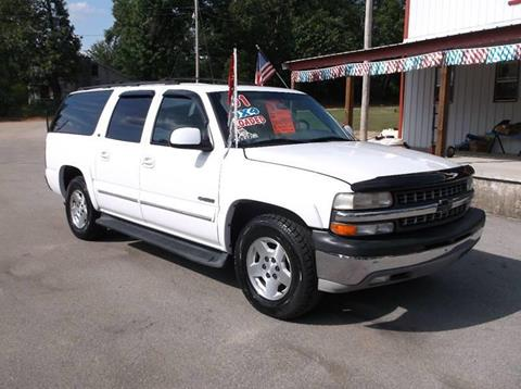 2001 Chevrolet Suburban for sale in Batesville, AR