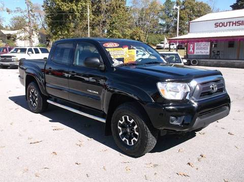 2012 Toyota Tacoma for sale in Batesville, AR