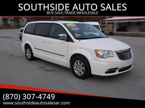 2012 Chrysler Town and Country for sale in Batesville, AR