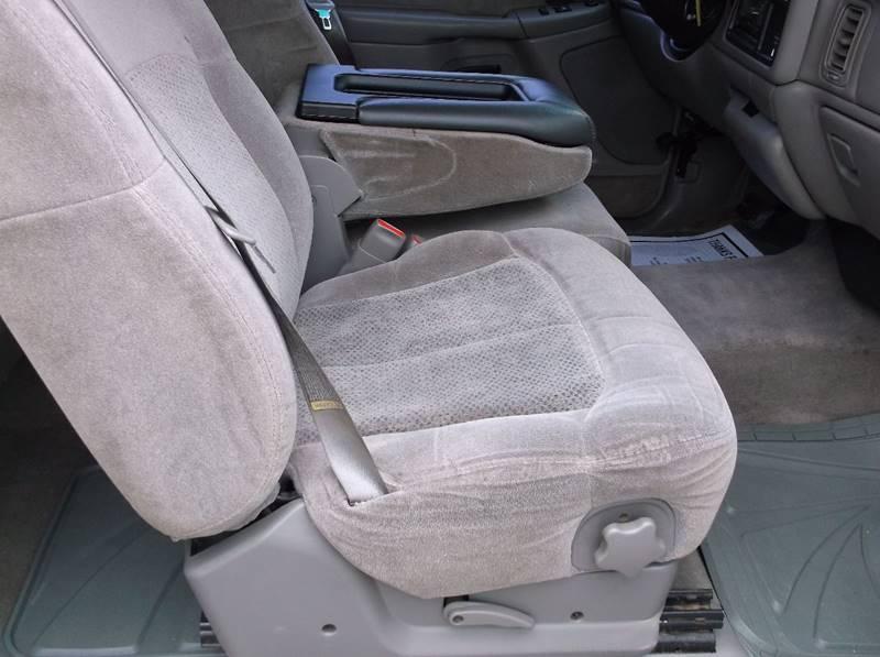 2000 Chevrolet Silverado 1500 LS 4dr 4WD Extended Cab SB - Batesville AR