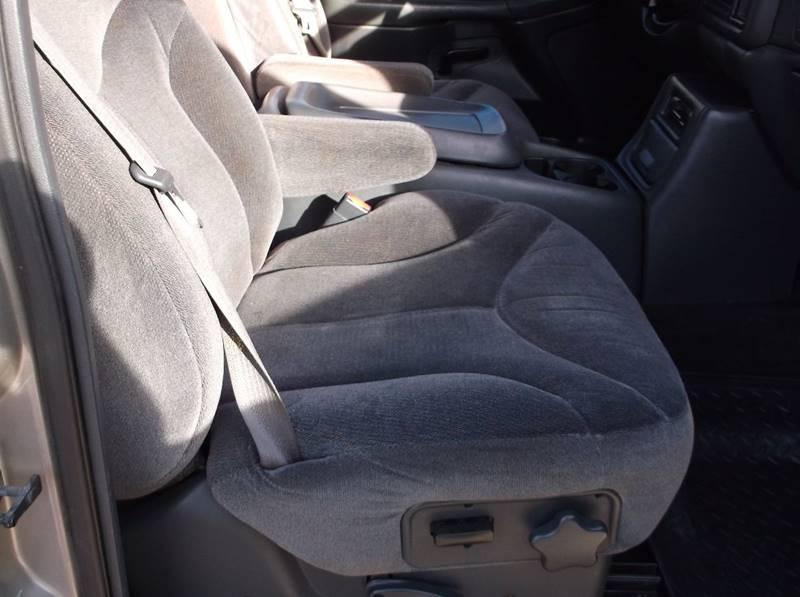 2002 GMC Sierra 1500HD 4dr Crew Cab SLE 4WD SB - Batesville AR