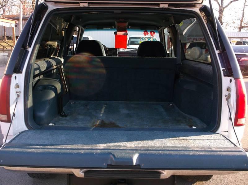 1994 Chevrolet Blazer 2dr Silverado 4WD SUV - Batesville AR