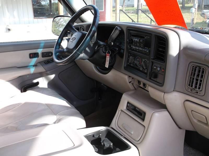 2001 Chevrolet Suburban 1500 LT 4WD 4dr SUV - Batesville AR