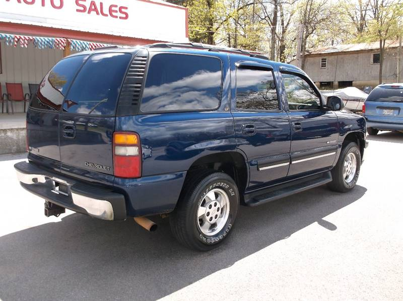 2001 Chevrolet Tahoe LT 4WD 4dr SUV - Batesville AR