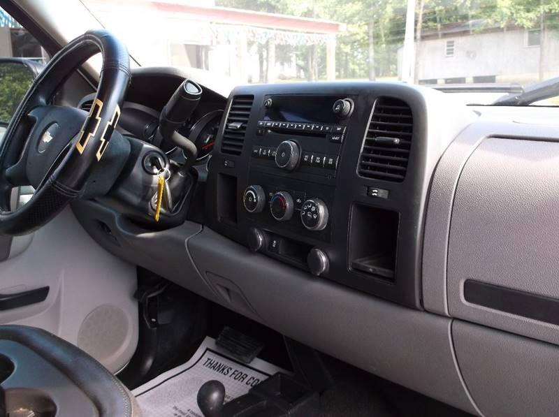 2012 Chevrolet Silverado 2500HD 4x4 LT 4dr Crew Cab SB - Batesville AR