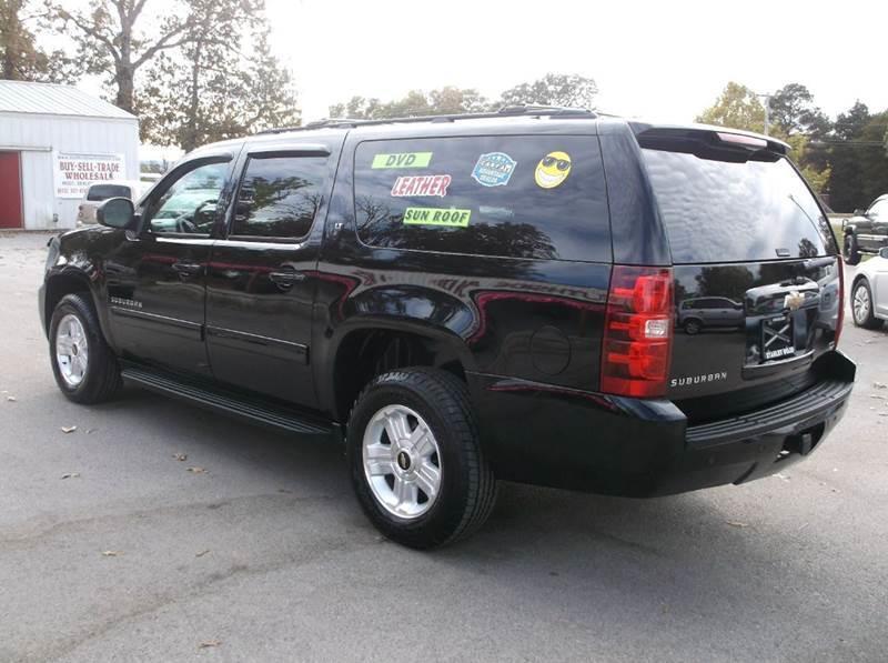 2010 Chevrolet Suburban 4x4 LT 1500 4dr SUV - Batesville AR