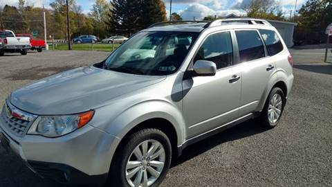 2011 Subaru Forester for sale in Clarion, PA